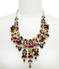 multi statement necklace images Women 39 s statement necklaces dillards jpg
