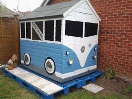 christina childress u0026 redston dean vw camper garden shed vw