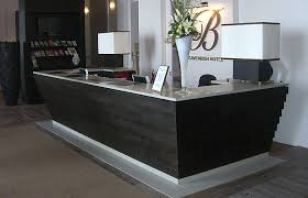 Counter Reception Desk Bespoke Reception Desk Reception Counters Display Cabinet Sussex Uk