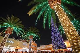 tree lighting at citadel nov 7 california apparel news