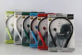 Headset Bluetooth Samsung Ch smartphone kopfh禧rer slim ms 770 bluetooth nackenb禺gel sport
