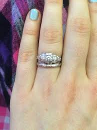 cheap ring options under 1 000 preferably under 500 weddingbee
