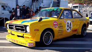 japanese race cars nissan historic racing cars youtube