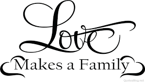 family quotes and font b b font font b makes a a family
