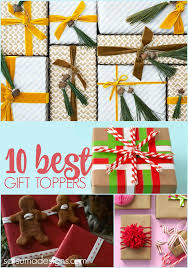 10 best diy gift toppers that don t require a
