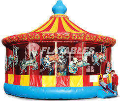circus bounce houses and inflatables for sale