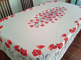 provencal cotton tablecloth