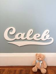 Baby Plaques Personalized The 25 Best Wooden Name Plaques Ideas On Pinterest Wooden Name