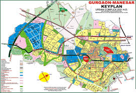 Metro Map Delhi Download by Gurgaon Master Plan 2031 2025 U0026 2021 Map Summary U0026 Download