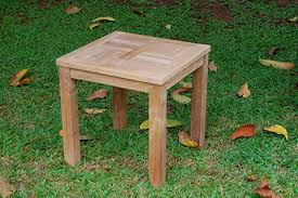what is the best for teak furniture s genuine grade a teak cape cod 20 square x 20 h side table world s best outdoor furniture teak lasts a lifetime