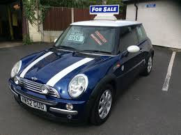 used 2003 mini cooper cooper for sale in lancashire pistonheads