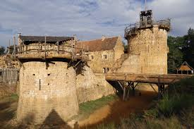 building a 13th century castle in the 21st century the atlantic