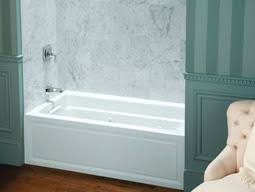 Small Bathtub Size 9 Tips For Small Baths Bathroom Planning Tips Bathroom Ideas