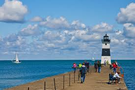 plan a family getaway to presque isle state park in erie pa this