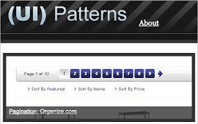 gui design patterns 40 helpful resources on user interface design patterns smashing