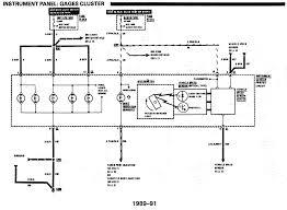 Jeep Yj Gauge Cluster Wiring Diagram Jeep Yj Gauge Cluster Wiring