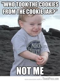 Funny Child Memes - 10 evil plotting baby memes