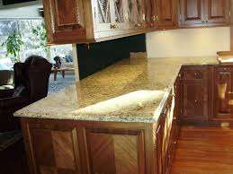 kitchen with venetian gold granite countertops home inspirations