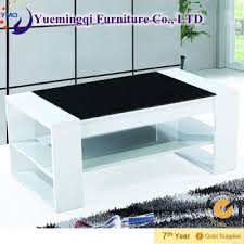 white mdf table top modern design european style white mdf center table furniture with