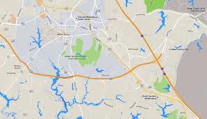 map usa parkway historic triangle maps williamsburg jamestown yorktown
