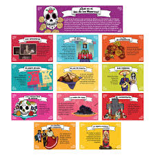 day of the dead bulletin board set spanish teacher u0027s discovery