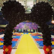 10 best mickey mouse and minnie mouse balloon decor images on