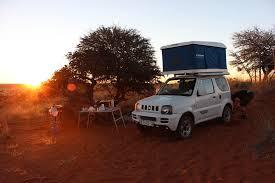 tenda tetto auto auto tenda sul tetto namibia 盞 foto gratis su pixabay