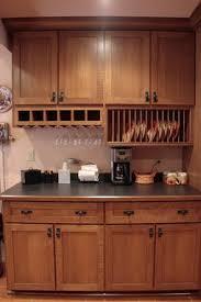 quarter sawn oak kitchen cabinets custom made quarter sawn oak kitchen by peabody enterprises