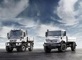 mercedes truck unimog bangshift com canadians the mercedes unimog is