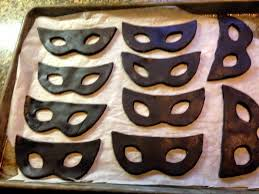 masquerade cookies s kitchen 2016 prom cookies chocolate cutouts