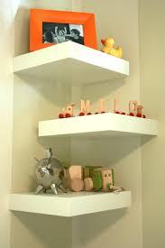 furniture small living room design wood floating corner wall shelf