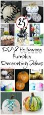 Halloween Pumpkin Decorating Ideas 20 Easy Diy Halloween Pumpkin Decorating Ideas I Heart Crafty