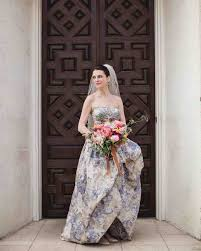 wedding dresses near me colorful dresses from real weddings martha stewart weddings