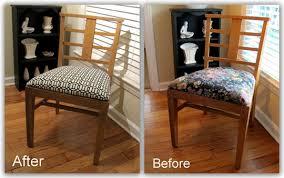 Dining Chair Upholstery Dining Chair Upholstery Shortcuts Modhomeec