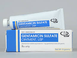 Salep Gentamicin gentamicin 0 1 topical encyclopedia kaiser permanente