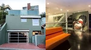 tricked out celebrity homes chris brown rihanna lifestyle bet