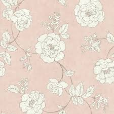 brewster home fashions serene rose wallpaper wayfair cake