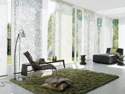 Wohnzimmer Jalousien Leha Flächenvorhang Raumbeispiel L I V I N G R O O M S