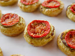 puff pastry canape ideas tiny tomato recipe ree drummond food