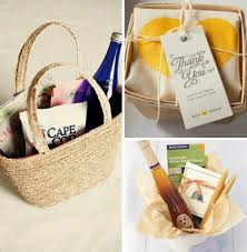welcome baskets for wedding guests wedding wednesday hotel welcome gift bags true event event