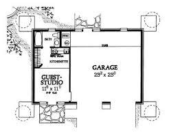 garage apt floor plans garage apartment plans 2 car garage plan with guest studio