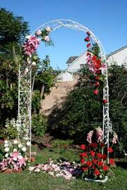 Michaels Wedding Arches Michaels Arts And Crafts Wedding Arch Pictures To Pin On Pinterest