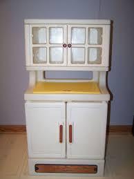 vintage little tikes kitchen hutch cupboard cabinet food pantry