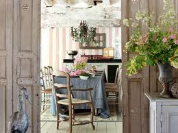 designers today perfecting the art of rustic french chic