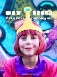 Adventure Halloween Costume Princess Bonnibell Bubblegum Adventure