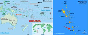 Vanuatu Map Prince Philip Worshiped As A God By A Tribe Living In Vanuatu