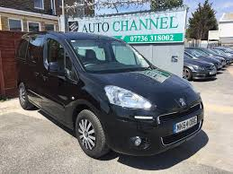 used peugeot partner tepee 2014 for sale motors co uk