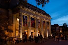 university lighting chapel hill memorial hall carolina performing arts
