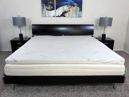 King Size Mattress Pad Sleep On Latex Mattress Topper Review Sleepopolis