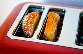 Kitchenaid Orange Toaster King Crab Blt Sandwiches The Kitchenthusiast